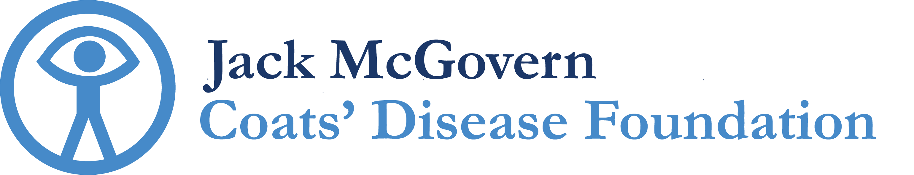 Jack McGovern Coats' Disease Foundation Logo